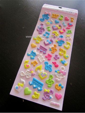 00610 - Nobby Fun Sticker