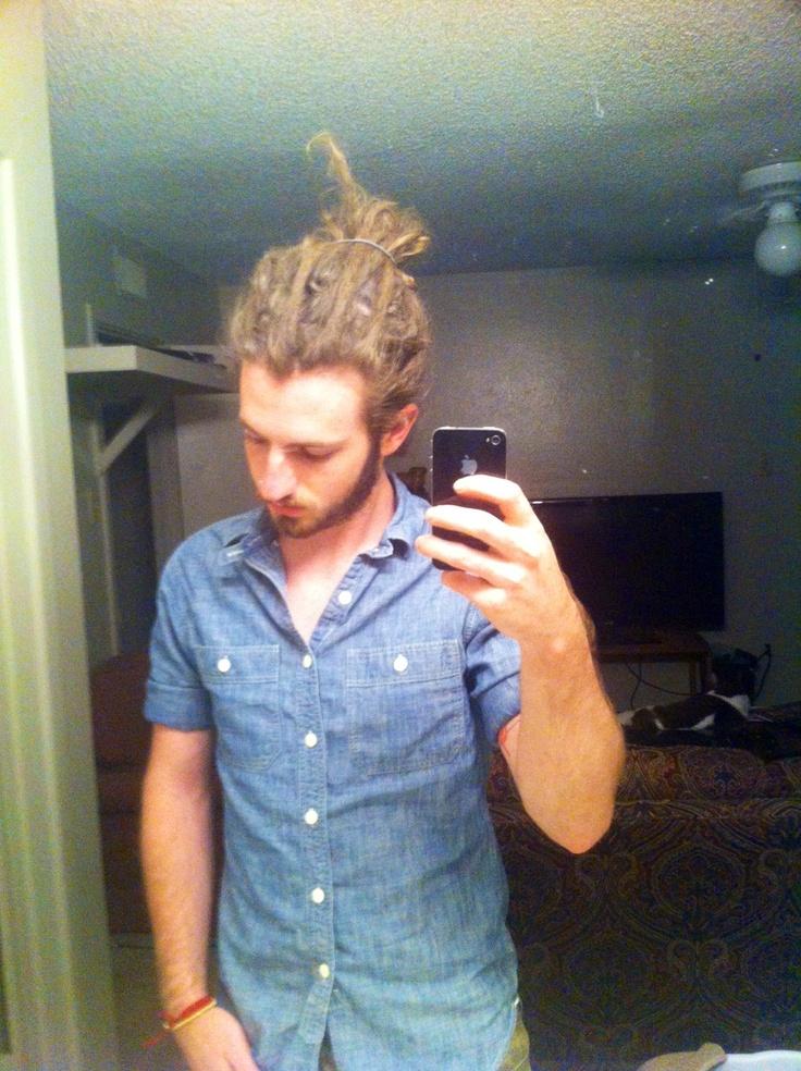 Caveman With Dreads : Images about visuais on pinterest dreads men s