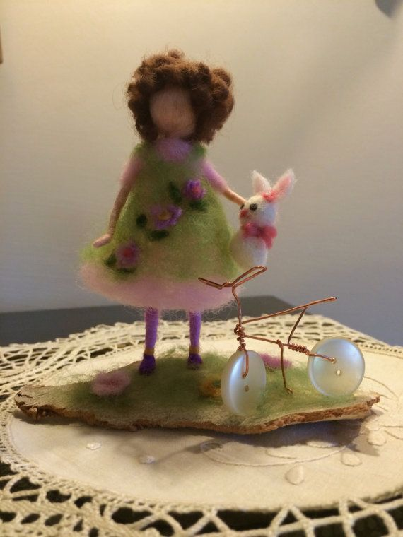 Hey, I found this really awesome Etsy listing at https://www.etsy.com/listing/239287785/needle-felted-waldorf-inspired-girl-with