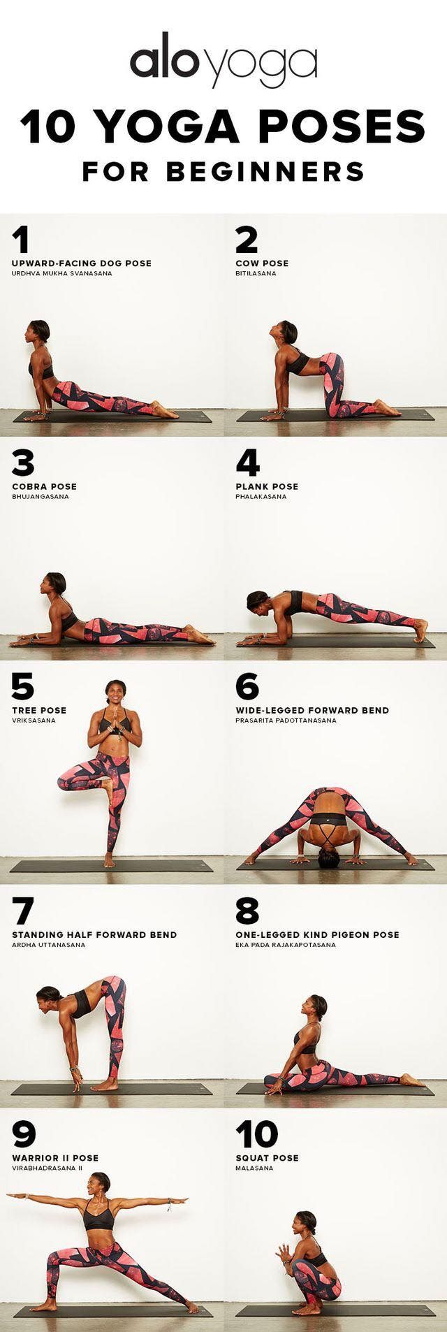 I would like to try this yoga poses