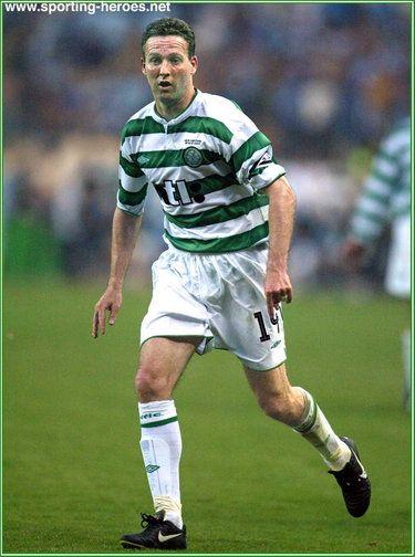 Paul Lambert - Celtic FC - UEFA Cup Final 2003