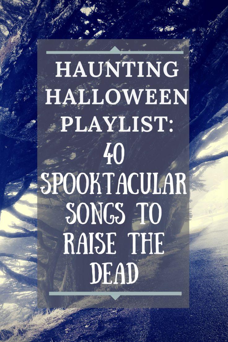Les 25 meilleures idées de la catégorie Playlist halloween sur ...