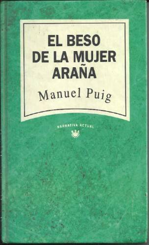 El beso de la mujer araña, Manuel Puig - Ambientes internos
