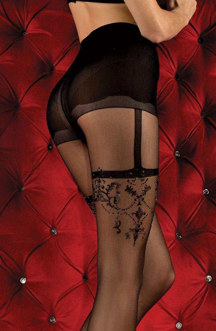 Ballerina 348 Tights Nero (Black)