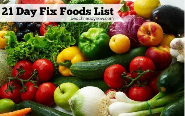 21dfx food list