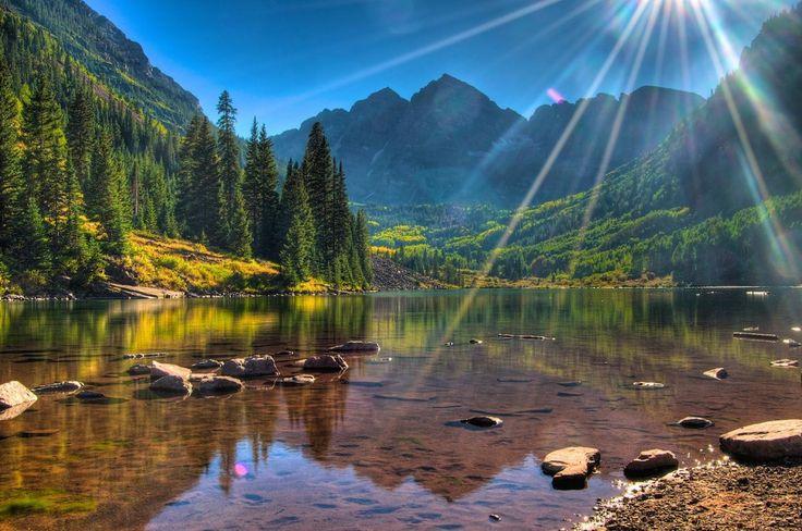 Туры по Абхазии » 3 дня в горах. Долина семи озер, Малая Рица, озеро Мзы