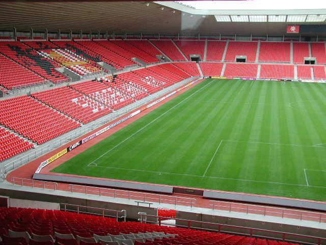 Sunderland Association Football Club, Arena/Estádio