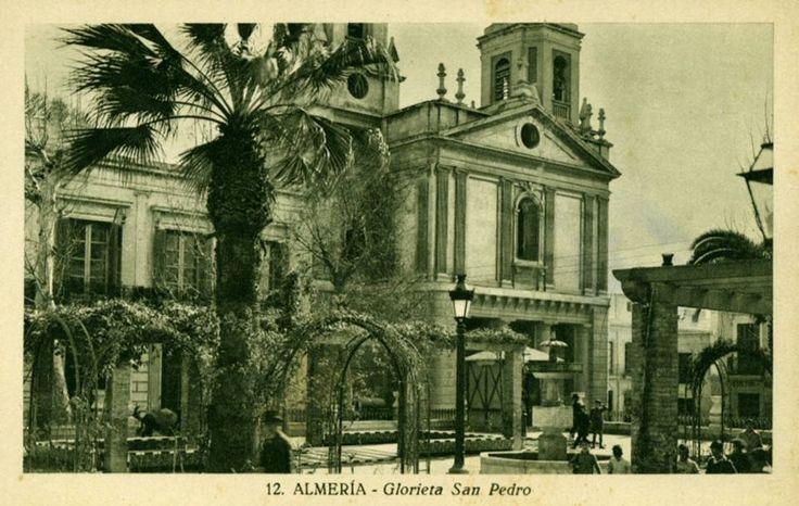Glorieta de San Pedro (Almería)