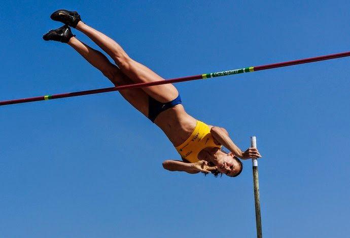 Blog Esportivo do Suiço: Fabiana Murer fatura o ouro em competição em Estocolmo