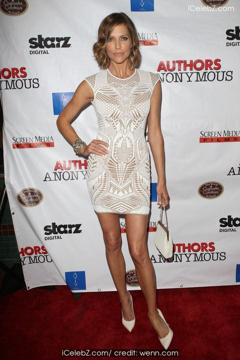 "Tricia Helfer ""Authors Anonymous"" - Los Angeles Premiere At The Crest Theatre http://icelebz.com/events/_authors_anonymous_-_los_angeles_premiere_at_the_crest_theatre/photo55.html"