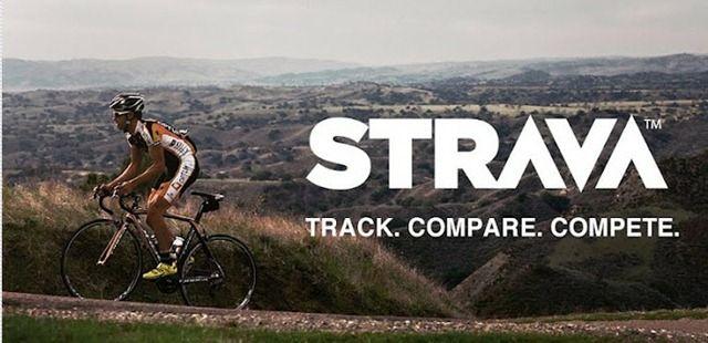 Strava Cycling – Uma aplicação móvel para os verdadeiros ciclistas