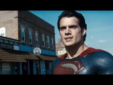 Man of Steel Featurette Gives an In-Depth Look at How the Superman Film Was Made