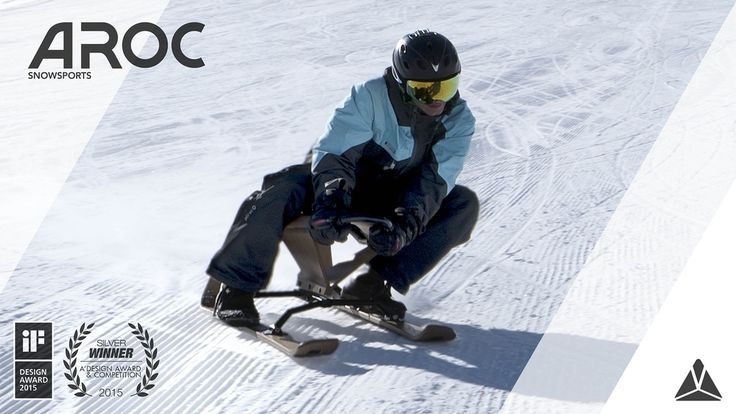 Aroc Sports Sled | dynamic steering and true carving project video thumbnail