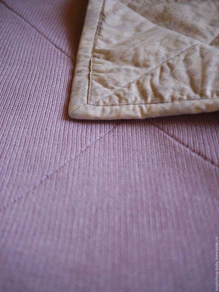 Купить Детское одеяло на подкладе (двустороннее стеганое одеяло) - детский плед, детское одеяло