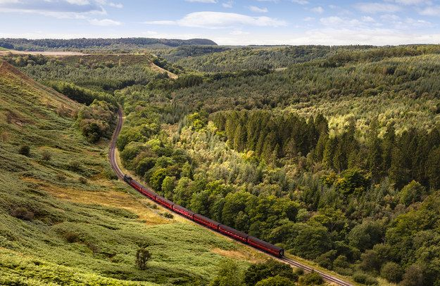 And this is the North York Moors, our other national park.   45 Reasons Yorkshire Is Better Than Lancashire