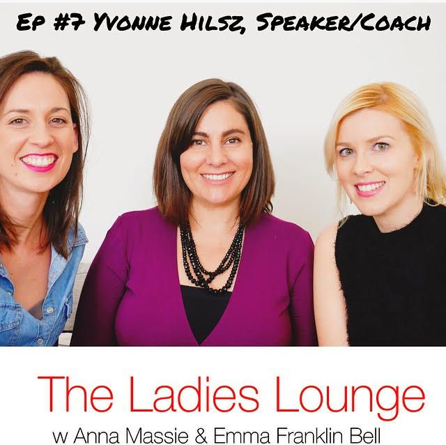 How do you go from failing high school to hosting a TV Show? Find out now by tuning in to our interview with the effervescent Yvonne Hilsz. She's open, amazing and even talks about her gorgeous daughter who is a donor baby! Wow! You will LOVE this episode with the inspirational superstar Yvonne! - Tune in and subscribe here Yippee!! https://itunes.apple.com/au/podcast/the-ladies-lounge/id1135933189?i=374402553&mt=2