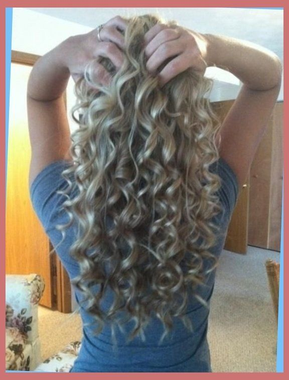Spiral Perms On Pinterest | Loose Spiral Perm, Wavy Perm And Long Perm in The Most  Brilliant  As well as  Lovely  loose spiral perms for long hair Pertaining to  Haircut
