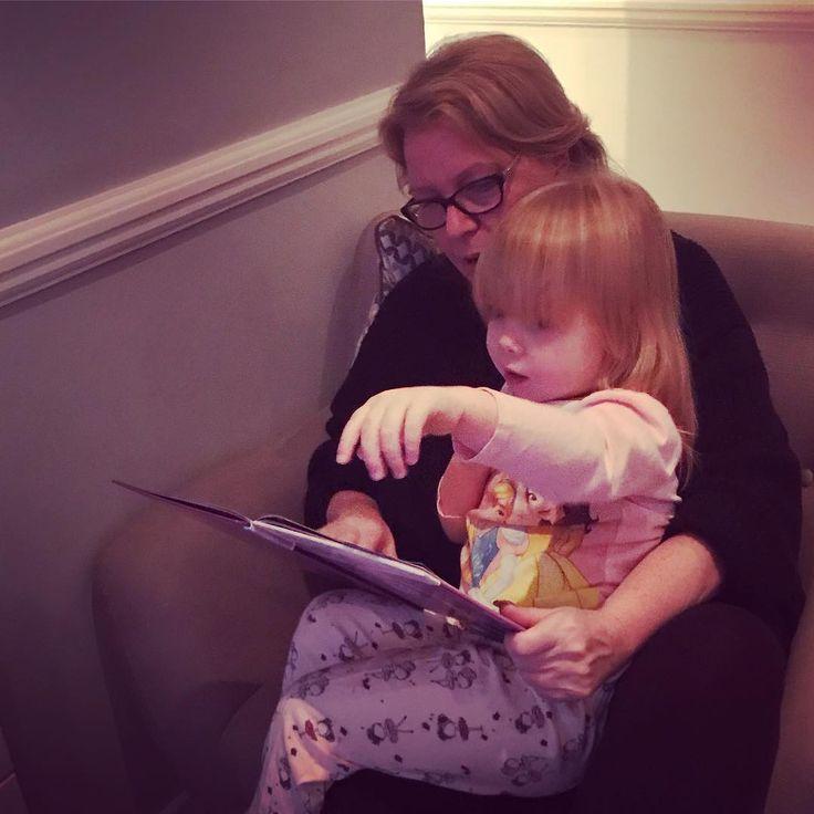 Bedtime reading with nanny #kids #bedtimestories #rapunzel #kidsofinstagram #toddlersofinstagram #nanny #bedtime #allfresh #toddlerfun #kidsfun #fridays