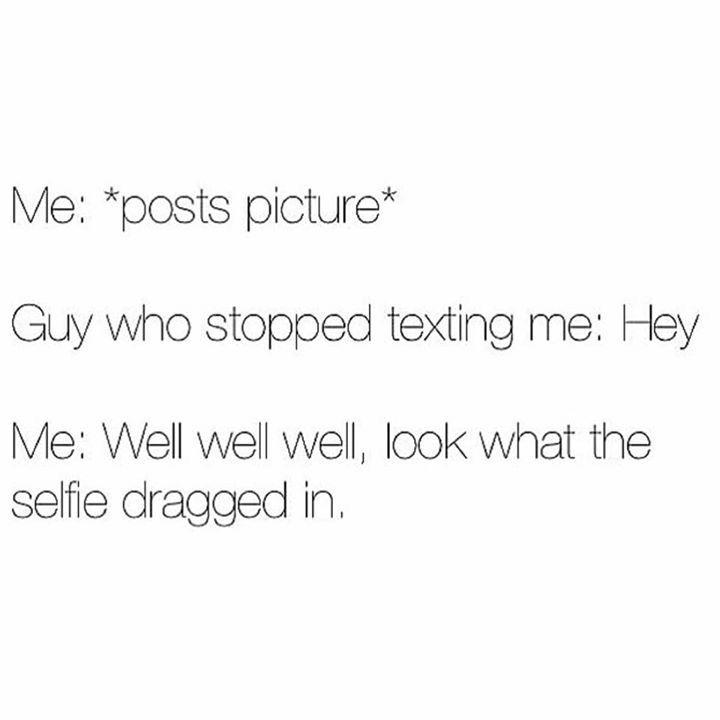 Selfie game always strong.