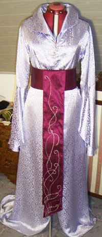 Arwen's Farewell Dress by Very Faery