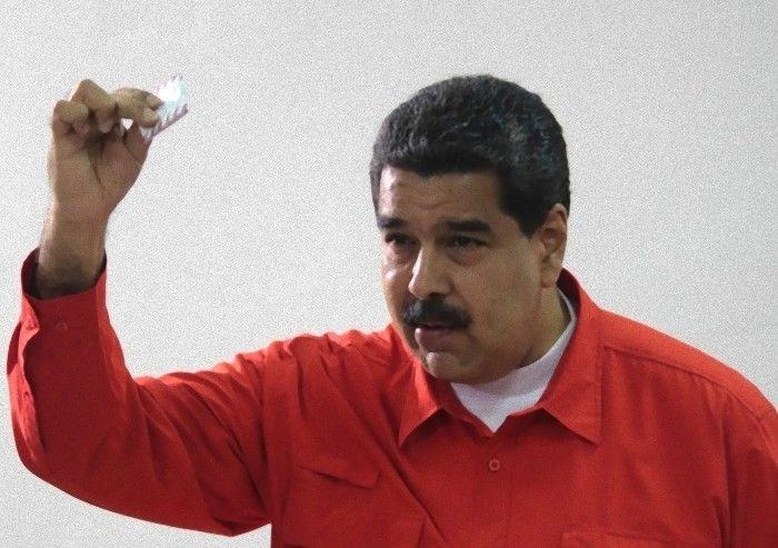 EUA impõem sanções contra o presidente venezuelano Nicolás Maduro e o chamam de ditador