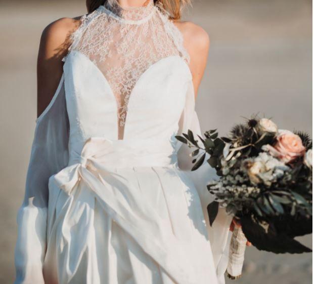 Designer Hochzeitdirndl Von Alpenherz Lang Dirndl Braut Dirndl Kleider