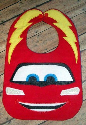 RED CAR BIB