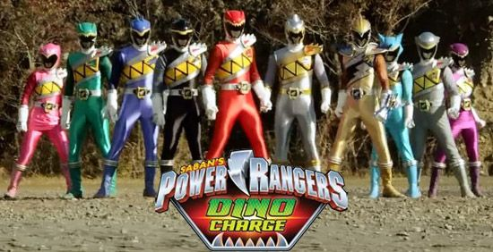 power rangers dino charge | Power Rangers – Dino Charge : Le retour des dinosaures pour la ...
