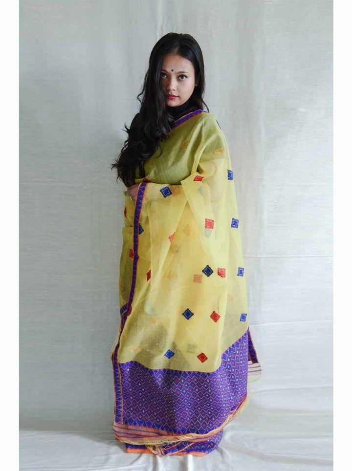 #MekhelaChadar #KesaPat #Silk #Assam