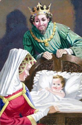 Baby girl - Sleeping Beauty - Eric Winter - Ladybird Book