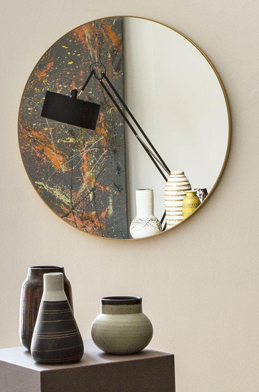 Mirror, mirror on the wall... HabitatAW16 Mirror wall