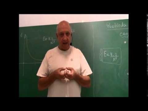 Professor Laércio Fonseca - Aula 4 Louis De Broglie e a hipótese das Ondas de Matéria e a Partícula infinita pulsante.