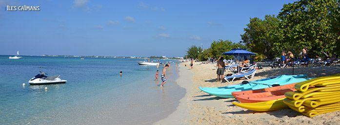 Îles Caïmans - Gendron Soleil