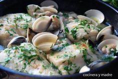 Recetas de pescado fáciles y sabrosas   Cocina