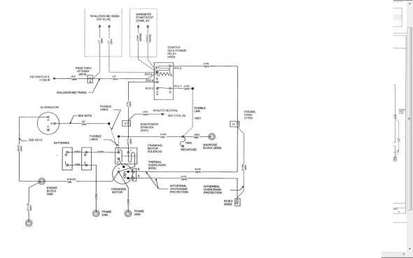 2007 International 4300 Wiring Diagram