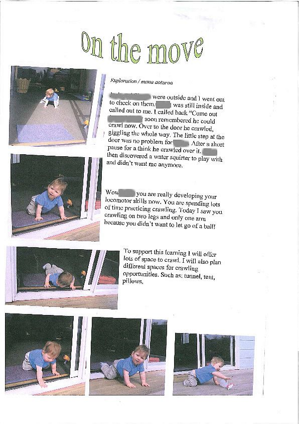 mirror learning story infant - Google Search