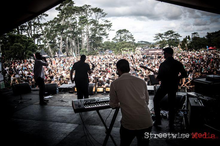 https://flic.kr/p/T3aoAE | George In The Park - Pt. Chevalier, Auckland 18/03/17 | Photo - Blake Jones