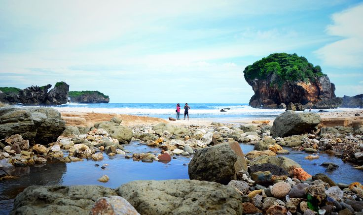 Pantai Jungwok Yogyakarta