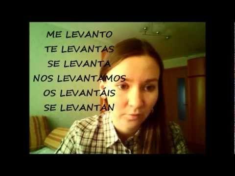 Спряжение возвратных глаголов в испанском языке Автор: Анна http://online-teacher.ru/repetitors/spanish-anna.html