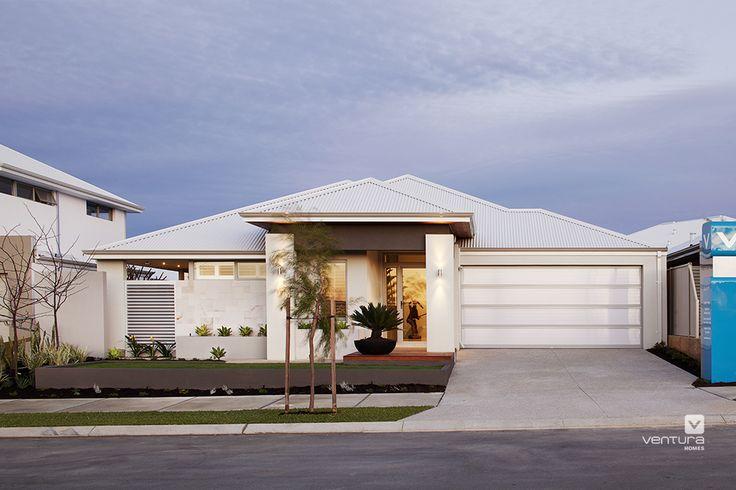 The Indulgence display home. #elevation #facade #house #VenturaHomes
