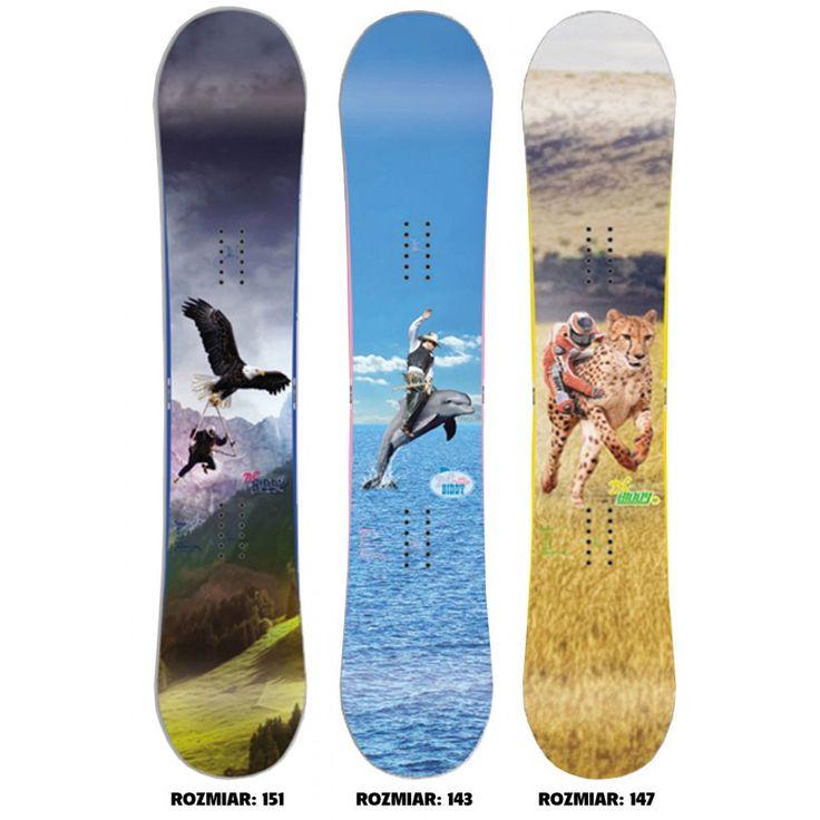 Snowboard DC Biddy L - Skiteam.pl
