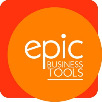 epic business tools branding