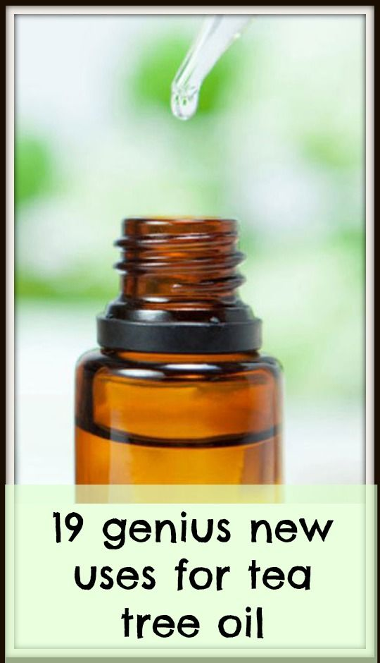 Who knew? Here are 19 smart new ways to use tea tree oil