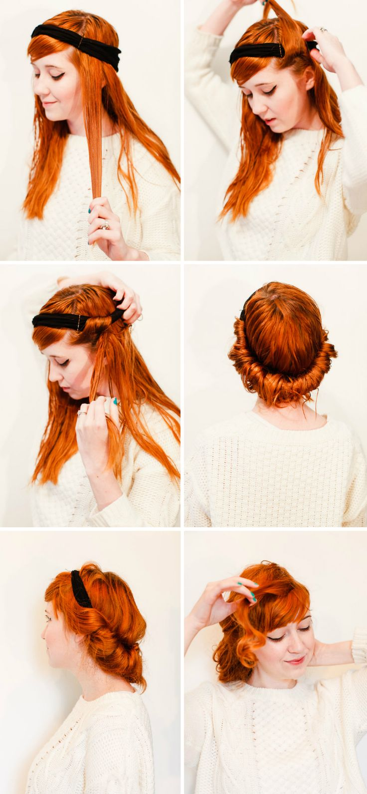 118 best curls overnight/no heat images on pinterest | hairstyle