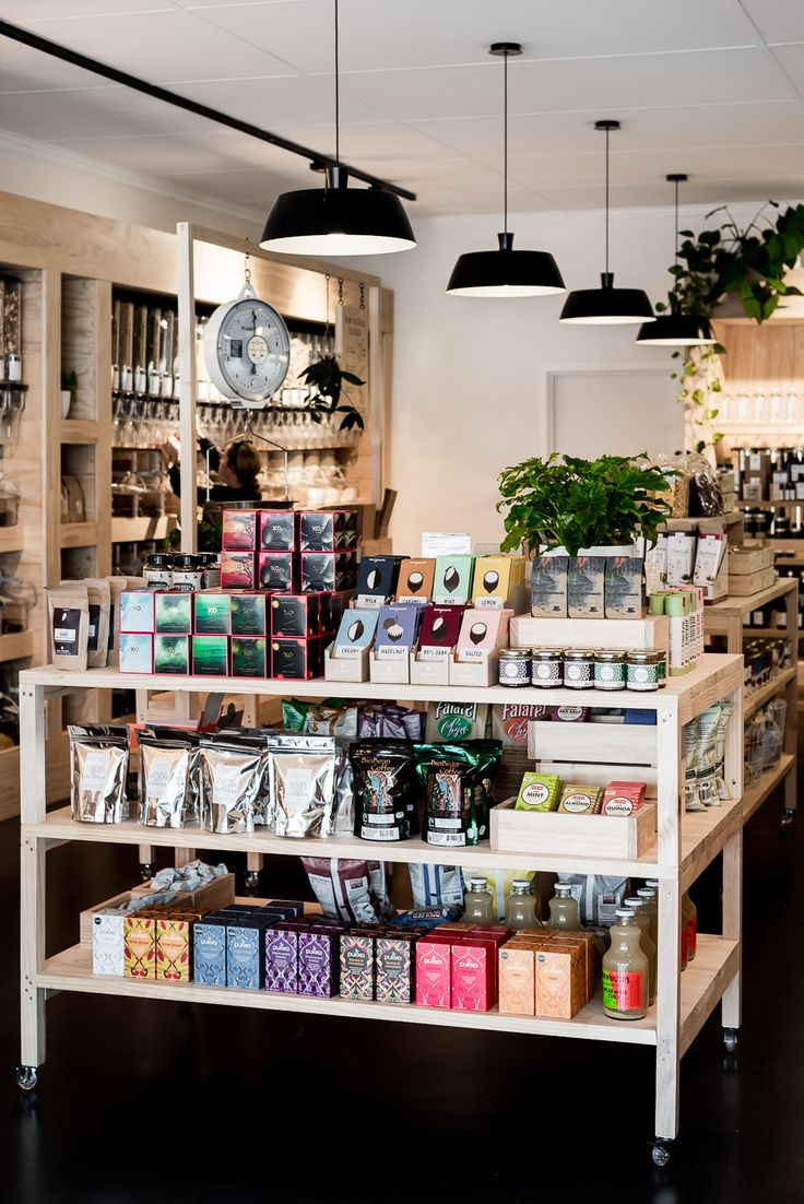The Clean Food Store by Studio Atelier - Retail fit out