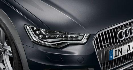 Audi A6 Allroad Oolong Grey Metallic Audi A6 Allroad And