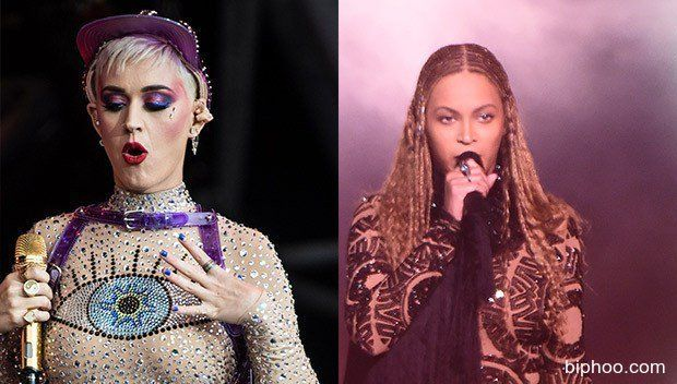 Beyonce & Katy Perry's Dance-Off At Missy Elliott's Show — Who Had The Better Moves?