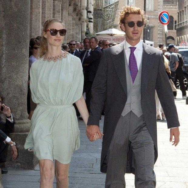 Mariage princier à Monaco : Pierre Casiraghi épouse Beatrice Borromeo