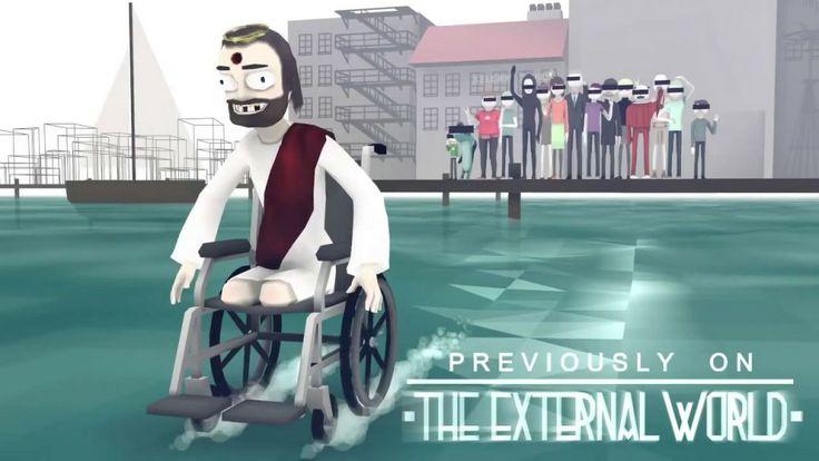 The External World | David O'Reilly | 2010