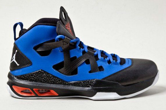 more photos 98a94 30f21 Jordan Melo M9 Knicks Away